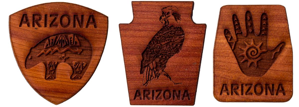 Arizona Magnet Set 1