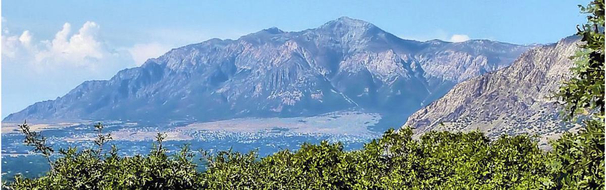 Ben Lomond Mtn Ogden Utah